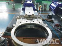 Semi-lug Knife Gate Valve