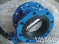Rubber Seated Butterfly Valve