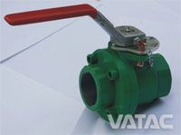 Welded and Threaded Ball Valve