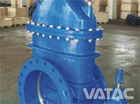 Non-rising Stem Metal Seated Gate Valve