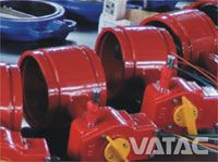 Victaulic Butterfly Valve